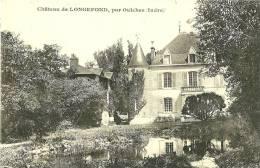 .Longefond. Chateau De Longefond. - Frankreich