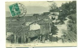 SCENES  ET TYPES, Village Kabyle - Szenen