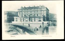 GRANDE BRETAGNE DOVER / The Lord Warden Hotel / - Dover