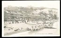 GRANDE BRETAGNE DOVER / Marine Parade And Dover Castle / - Dover
