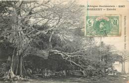 KONAKRY ENTREE  COLLECTION FORTIER - Guinée Française