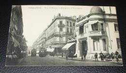 Toulouse - Rue D'alsace Et Comptoir D'escompte  :::::: Animation - Tramways - Toulouse