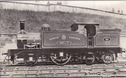 RAILWAY - ENGINE NO  66. AEROLITE - Eisenbahnen