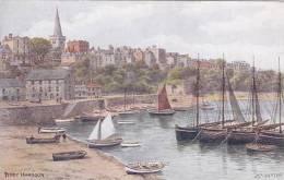 A.R. QUINTON - TENBY HARBOUR - Pembrokeshire