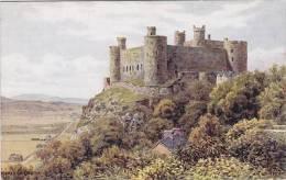A.R. QUINTON - HARLECH CASTLE - Merionethshire