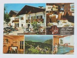 BOLZANO - Monte San Pietro - Petersberg - Hotel Cafè Restaurant Friedeck - Bolzano (Bozen)