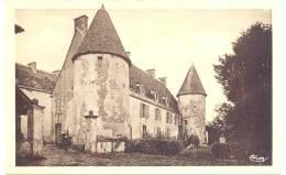 JOUSSE LE CHATEAU TBE - Frankrijk