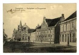 /!\ #2776 - CPA   BELGIQUE - RUYSSELEDE N&B - Belgique