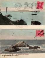 2 CPA - SAN FRANCISCO - Séal Rocks - Harbor   (48463) - Etats-Unis