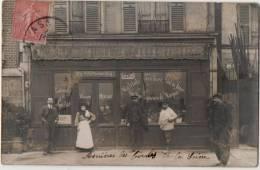 @@@ Carte Photo Asnieres Sur Seine Maison   Mercadis  Au Petit Touring @@@ - Asnieres Sur Seine
