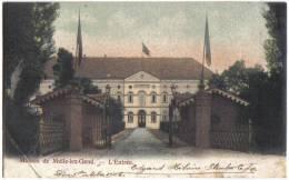 Melle - Maison De Melle-lez-Gand / L'Entrée 1906 - Melle
