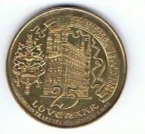 België 25 Lovenaar 1980 Gemeentepenning Leuven - Gemeentepenningen
