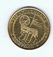 België 50 Moetoen 1979 Gemeentepenning Vilvoorde - Gemeentepenningen
