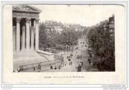 PARIS - Boulevard De La Madeleine - Arrondissement: 08
