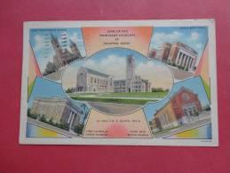 Multi View Churches  Texas > Houston   1933 Cancel=== Ref 717 - Houston