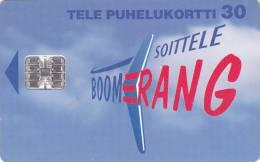 Finland, D102, Boomerang I, 2 Scans. - Finlande
