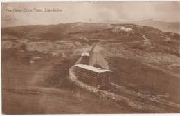THE GREAT ORME TRAM LIANDUDNO - Pays De Galles