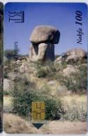 TSE 100Nakfa Vue Des Rochers Utilisée - Eritrea