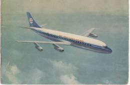 B71431 KLM Royal Dutch Airlines  Plan Plane     2 Scans - 1939-1945: 2. Weltkrieg