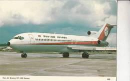 B71598 Dan Air Boeing 727  Avion Airplane     2 Scans - 1946-....: Moderne