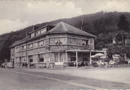 Trois-Ponts - Repos Des Touristes (Hôtel Restaurant, Animée, Voitures) - Trois-Ponts