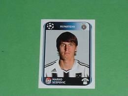 N-546-uefa Champions League 2010-2011-calciatori Figurina Sticker Panini - Italienische Ausgabe