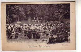 92 Boulogne - Pré Catelan - Théatre De Verdure - Animé Scène En Plein Air  Dans Un Bois Spectateurs Sur Des Chaises - Boulogne Billancourt