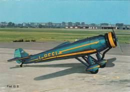 B71718 Fiat G 5  Avion Airplane      2 Scans - 1946-....: Moderne