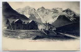 VILLAR D'ARENE--Col Du Lautaret (alt 2075m) Et Glacier De L´Homme éd Papeterie Des Alpes--carte Précurseur--Belle Carte - Autres Communes