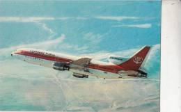 B71717 De Lockheed L 1011 Tristar Is Een Luchtbus Met Drie Straalmotiren  Douglas DC-10  Avion Airplane      2 Scans - 1946-....: Moderne