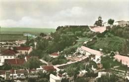 PORTUGAL - CORUCHE - CASTELO - 1950 REAL PHOTO PC - Santarem