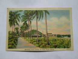 BETHLEHEM SUGAR FACTORY ST. CROIX VIRGIN ISLAND  1945 - Jungferninseln, Amerik.