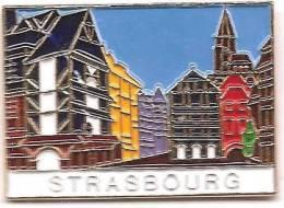 Ville  _STRASBOURG_ Quartier Veille France _Signé ARTERTRE - Cities