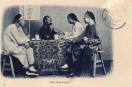 Wahrsager - Séance De Divination - Chine