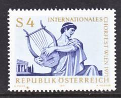 Austria 900   **  MUSIC - 1945-.... 2nd Republic
