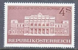 Austria 902   ** - 1945-.... 2nd Republic