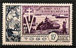Togo . P A 22  Liberation . Neuf Sans Trace X X. - Unused Stamps