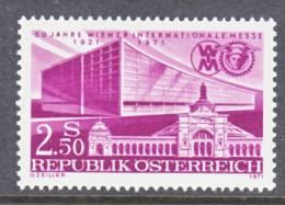 Austria 903   **   EXPO. - 1945-.... 2nd Republic