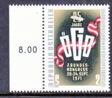 Austria 904   **   TRADE  UNION - 1945-.... 2nd Republic