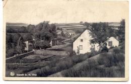 ATZERATH-PANORAMA-CARTE ENVOYEE 1938-EDIT. THILL-BRUXELLES-RARE-VOIR 2 SCANS - Saint-Vith - Sankt Vith