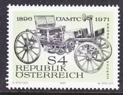 Austria 906   **   ANTIQUE  AUTO CLUB - 1945-.... 2nd Republic
