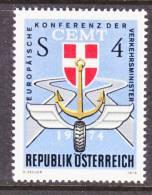 Austria 995  **  TRANSPORTATION - 1945-.... 2nd Republic