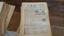 LOT 423 JOURNAL LE MONDE DES PHILATELISTES N�276