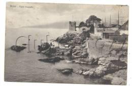 Gênes Ou Genova (Italie, Liguria)  : Torre Gropallo à Nervi En 1910. - Genova (Genoa)