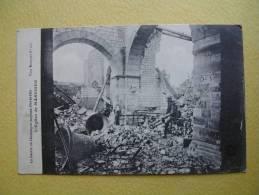 MASSIGES. Les Ruines De L´Eglise. - Other Municipalities