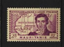 Mauritanie   N° 96 Neuf ** Luxe   Cote Y&T  2,00  €uro  Au Quart De Cote