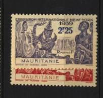 Mauritanie   N° 98 & 99  Neuf ** Luxe   Cote Y&T  3,00  €uro  Au Quart De Cote
