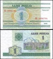 Belarus 2000 1 Ruble Banknotes Uncirculated UNC - Bankbiljetten