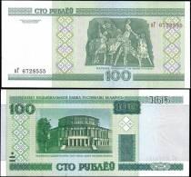Belarus 2000 100 Ruble Banknotes Uncirculated UNC - Bankbiljetten