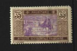 Mauritanie   N°26  Neuf * Luxe   Cote Y&T  0,90  €uro  Au Quart De Cote